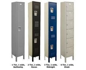Use Metal Lockers to Keep Safely and Securely Store Your Inventory