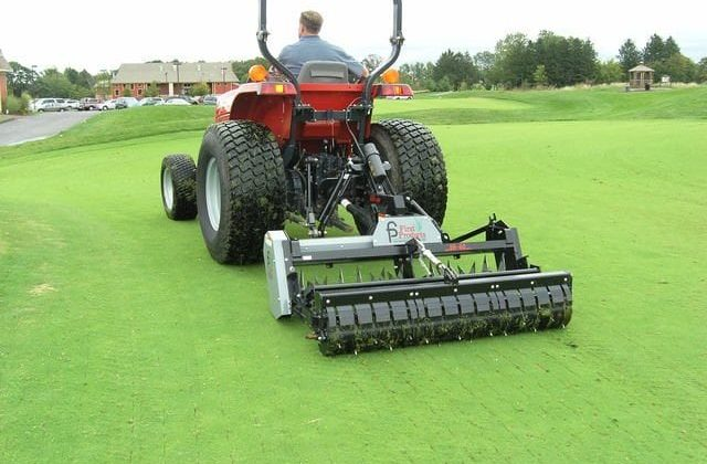 Give Your Lawn its Best Chance of Staying Healthy with Annual Aerification