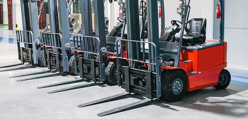 The Advantages of Renting a Forklift for Work Projects in New York