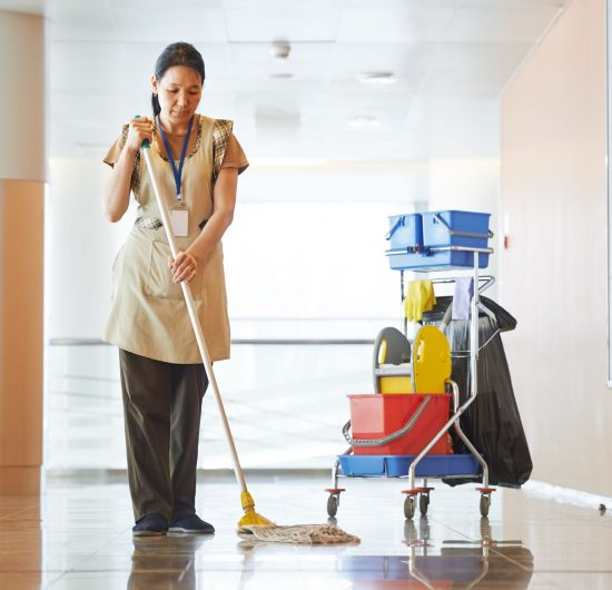 5 Things to Look for When You Choose a Commercial Cleaning Company